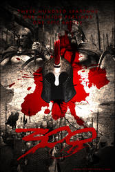 300 Movie Poster by MBrodie