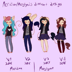 Merylynn Versions