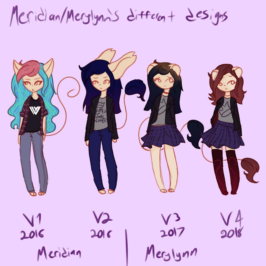Merylynn Versions by MeridianWaves