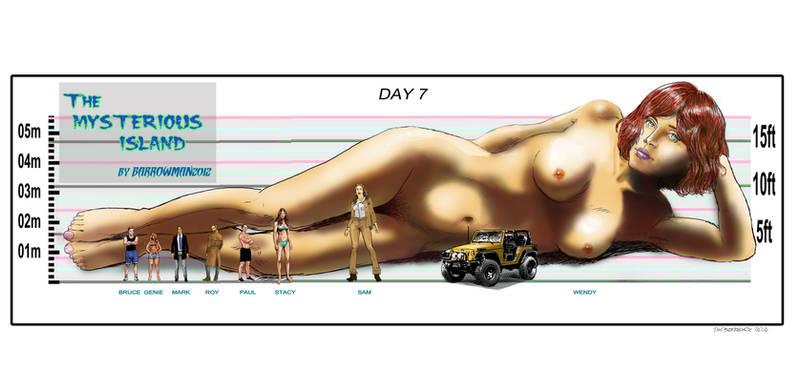 TMI - Height comparison chart - Day 7