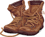 These boots are made...