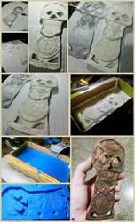 Copperbones Key Replica Progress by ryoshi-un