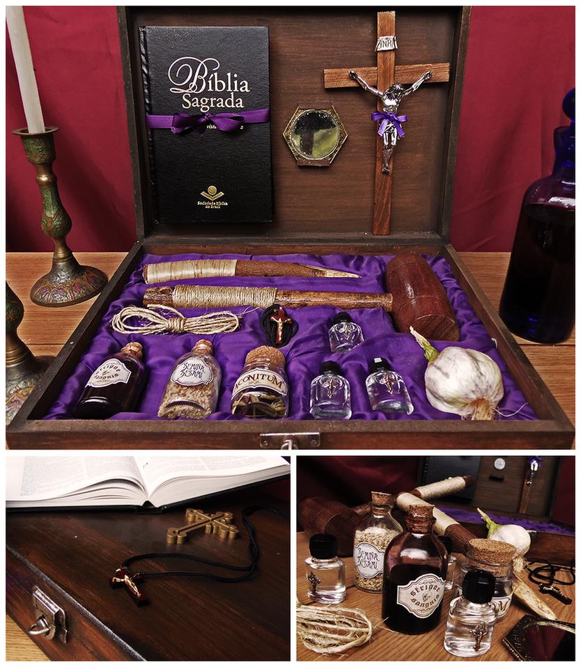 Vampire Slayer kit by ryoshi-un