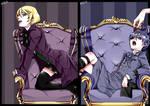 Kuroshitsuji Kings by BangMica