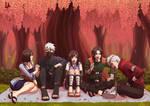 Kakashi's OC Family to: hatakehime