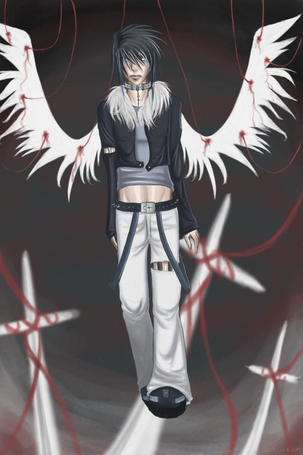 Kuro Kiseki - Bloody Wings by Masamune-Jan