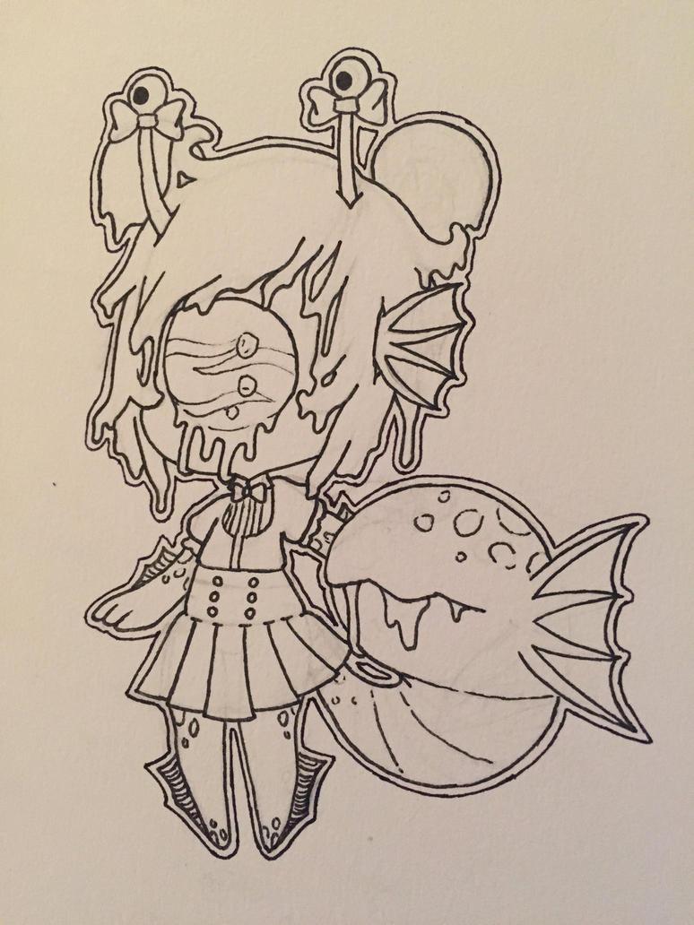 MYO Slugoii by Jellyfish-Magician