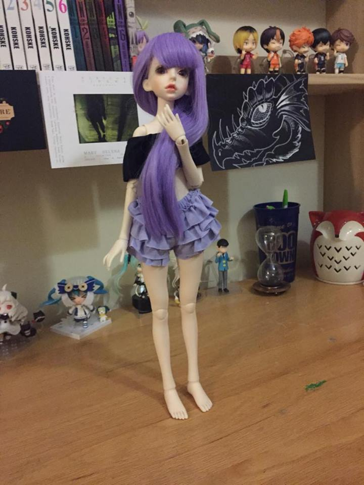 Ball-Jointed Doll: Opal - #1 by Jellyfish-Magician