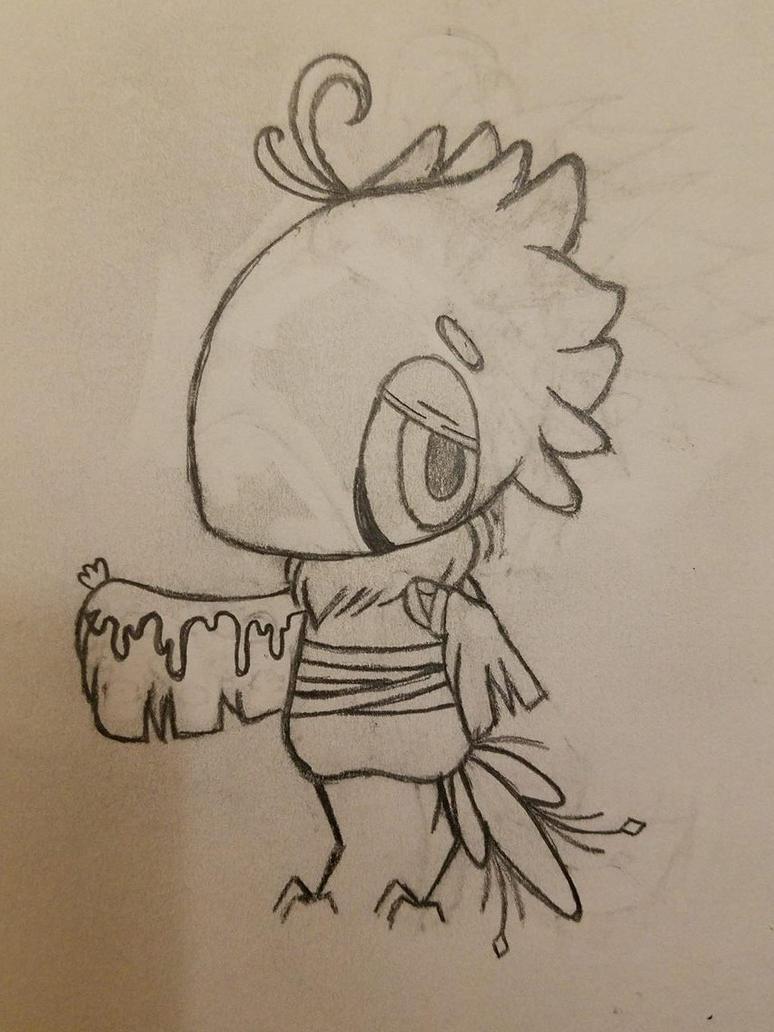 New Birdfolk Idea by Jellyfish-Magician