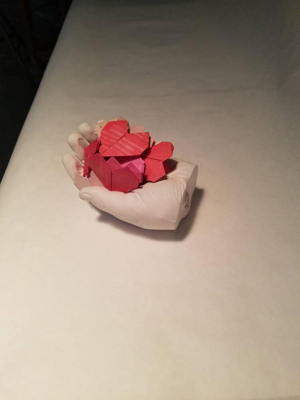 3D plaster project #4 by Jellyfish-Magician