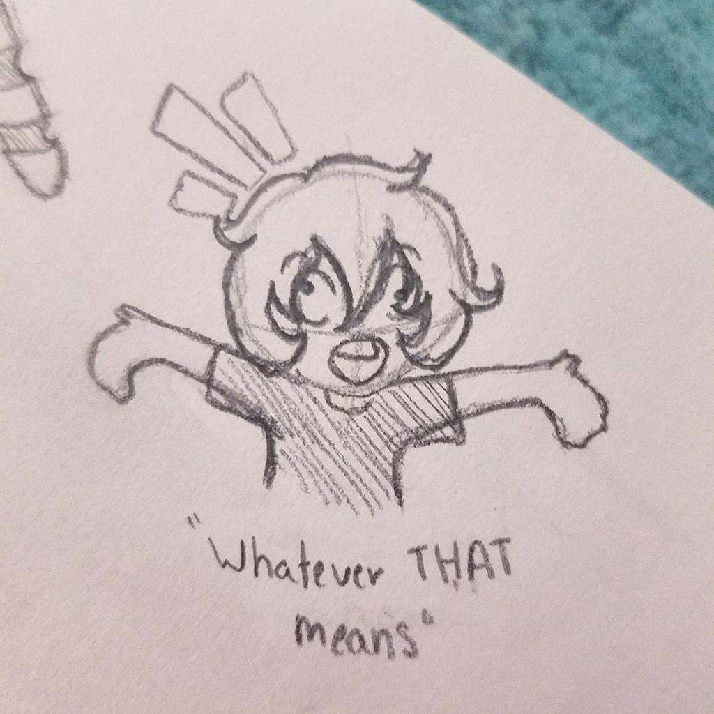 Owen doodle #1 by Jellyfish-Magician