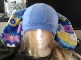 Puppy Hat by darkblack333
