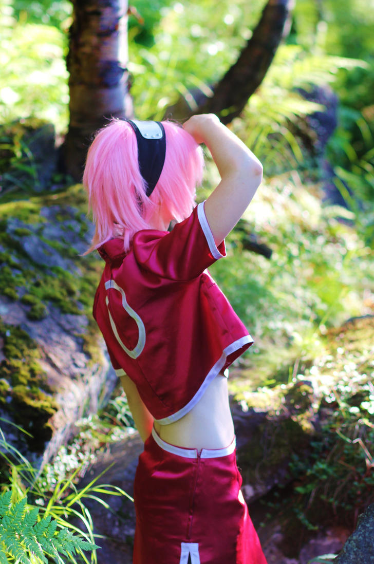 Sakura Haruno by Seliverstova