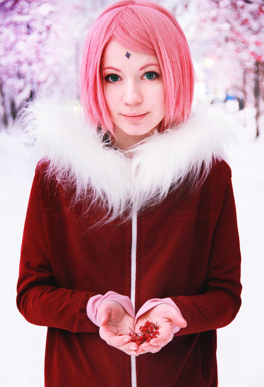 sakura cosplay
