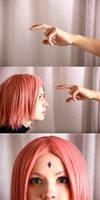 Sakura Haruno - See you soon.. by Seliverstova