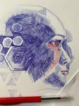 AI sketch,2021
