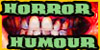 Horror Humour Group Logo by Fezdani