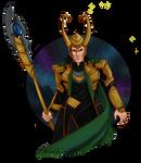 Asgardian Prince