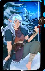 Winter Tarot