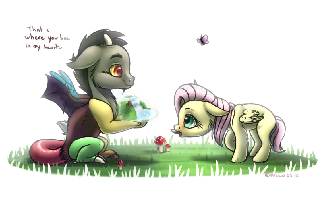 Piece Of Heaven by Arceus55