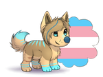 [YCH] Pride -Jenna-snow-