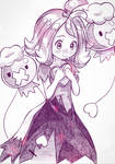 9/100 - Giving Acerola a Box of Chocolates by Uminanimu