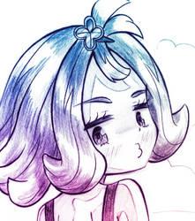 Acerola Sketch by Uminanimu