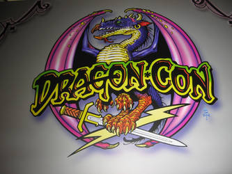 DragonCon 2011 Dragon by QueenAnime99