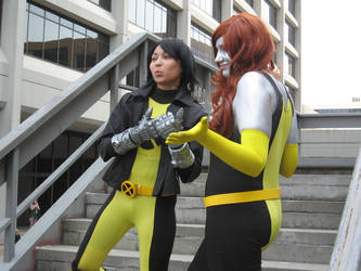DragonCon 2011 Marvel Shoot by QueenAnime99