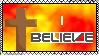 Believe Stamp by Fire-n-Rain