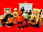 Hellboy Playmobil - BPRD HQ