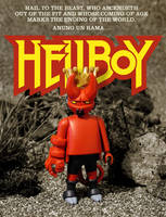 Hellboy Playmobil - With horns by JakobWestman