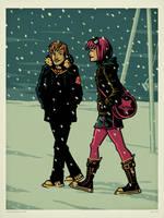 Scott and Ramona - Color by JakobWestman