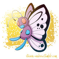012 - Butterfree by steven-andrew
