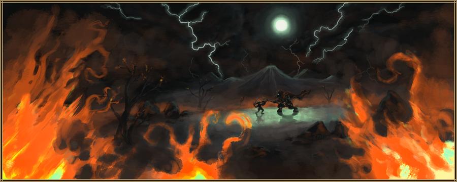 A Hyrule Epic by Spire-III