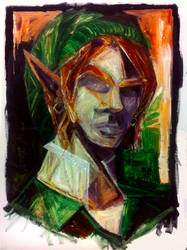 Ol' Link by Spire-III