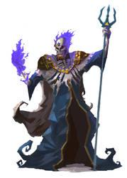 Staldorf, Dark Lord of the Dead