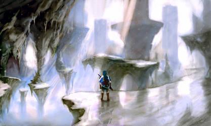 Palace of Ice, Hyrule