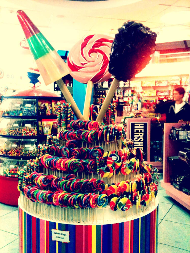 Dylan's Candy Bar by OMFGAliens on DeviantArt