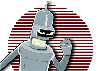 bender ,digital ba$t4rds by maxwildcat