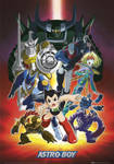 poster from the 2003 astro boy series
