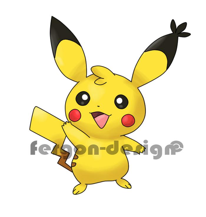 pikachu pokemon by fer gon on deviantart