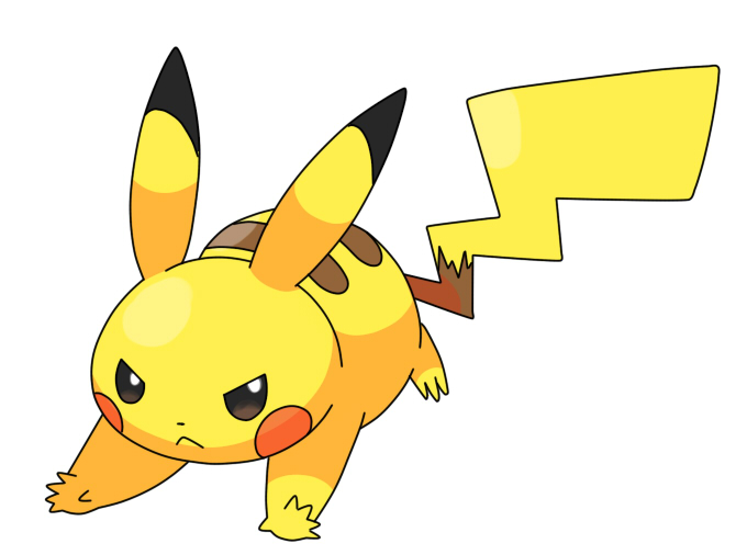 Pikachu hu-gon-by 2 by fer-gon
