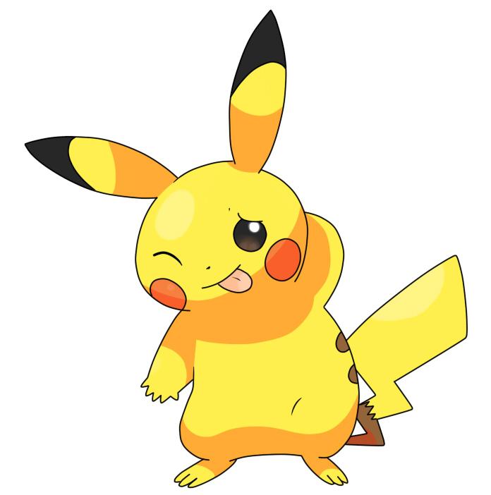 pikachu hu hu hu