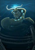 Imperial Depths:. MH3:. by Nanasschevelu