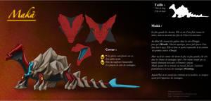 Maka -Reference Sheet-