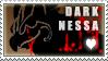 Stamp - Dark Nessa by Nanasschevelu