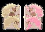 Mega-Lopunny - Cachomon's Contest
