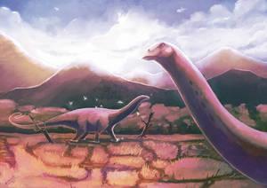 Sunny Sauropods Day