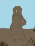 PP COMMISSION: Muddy Mitsuru by Basher-the-Basilisk